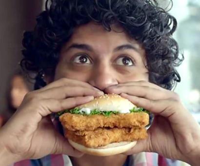 McDonald's goes healthy; cuts salt, oil and fats in menu