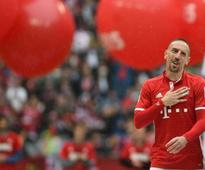 Ribery not interested in France return