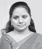 Kavitha Lauds Police for Friendly Policies