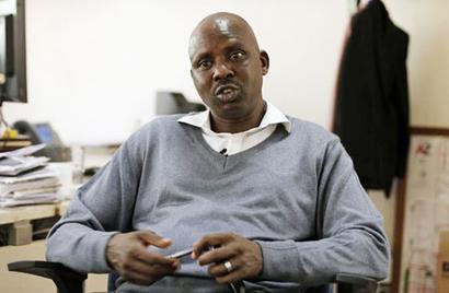 IOC is intimidating Kenyan athletes, says former champion