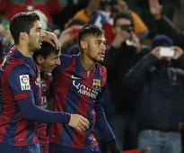 Barca, Real, Atletico face testing weekend