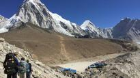 Trek to Everest: A chance to find peace