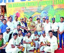 KC Sports Club wins 5th Baisakhi CPL trophy