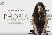 Phobia: Real and Palpable (Movie Review, Rating: ***1/2)
