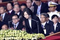 After Trump row, China urges US to bar Taiwan leader