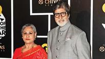 Amitabh Bachchan gets NOSTALGIC on his 44th wedding anniversary with Jaya Bachchan!