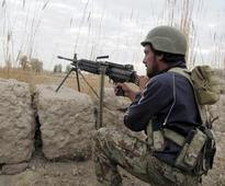 Afghan troops pull out of strategic Helmand district