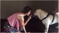 Watch Video: Here's what happened when Anushka Sharma sang 'Bulleya' to her dog