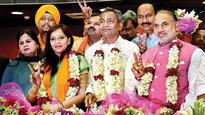 High drama by Congress after BJP's Preeti Aggarwal elected as North Delhi mayor