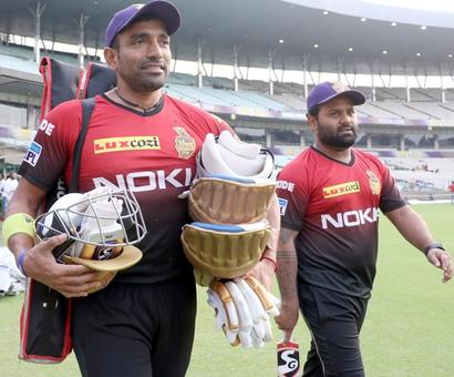 KKR start afresh against RCB in post-Gambhir era