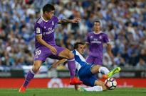Real make it four from four in Spanish weekend matches