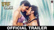 Adhyayan Suman,Sara Loren, Sanskkriti Jain starrer Ishq Click tra...