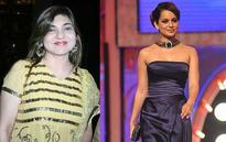 Kangana, Alka Yagnik share birthday