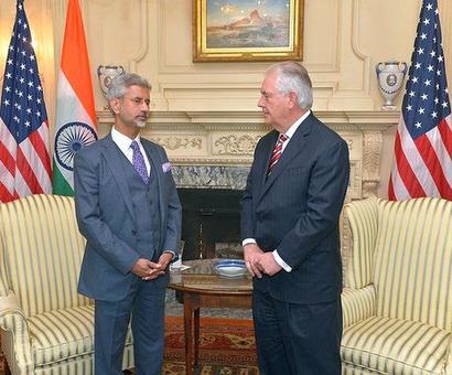 US 'optimistic' about ties with India: Jaishankar