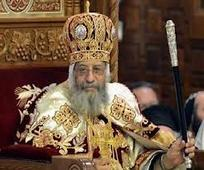 Egypt's Pope Tawadros II heads to Vienna