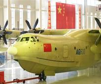 Expert: China-made AG600 can reach any corner of South China Sea anytime