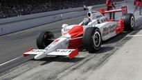 #73 Sam Hornish Jr. edges out Marco Andretti in 2006 Indy 500