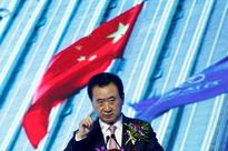 Dalian Wanda says chairman Wang visited Hong Kong last week