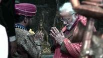 PM Modi offers prayer at Kedarnath Temple
