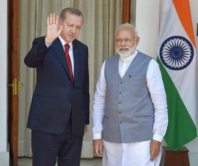 Modi, Erdogan and the dismantling of legacy