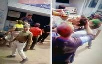 Holi hangover: 15 Gwalior cops suspended after viral video shows them drinking inside police station