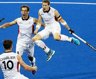 Hockey: Belgium stun the Dutch to set up Argentina final