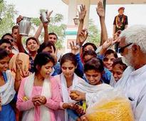 After Rewari, Haryana witnesses another protest by girl students demanding better education facilities