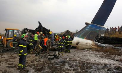 US-Bangla plane crash: 23 bodies to be brought back to B'desh today