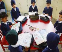 80 lakh primary students to get free school shoes