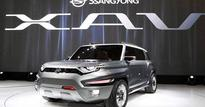Ssangyong Motor Co to set up manufaturing plant in China by forming joint venture with China's Shaanxi Automobile Group