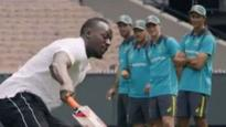 WATCH | Usain Bolt teaches Australia cricketers to run faster for Ashes