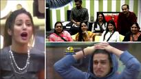 Bigg Boss 11| Hina Khan, Priyank Sharma & Vikas Gupta welcome their loved ones as new Padosis
