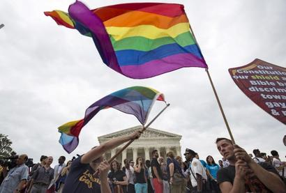 New UN stamp supports gay rights