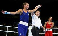 Boxing: Women's bouts begin with wins by Colombia, U.S