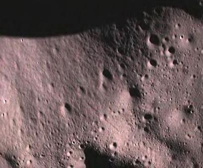 Chandrayaan data helps map water on moon