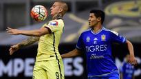 America 2 Tigres UANL 1 (4-1 agg): Arroyo, Martinez seal win