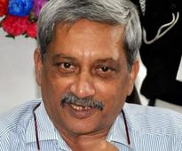 Manohar Parrikar inaugurates No Motor Zone event, takes bicycle ride for environment protection