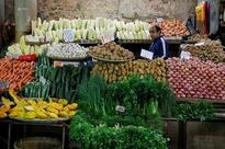 Mauritius inflation rate at 1.0 pct year-on-year in July