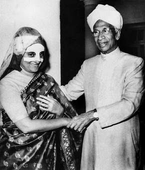 'Indira played politics with the ease of a sleepwalker'