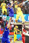 Gayle, Hussey in IPL Dream XI, Dravid captain
