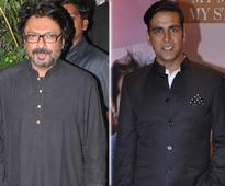 Sanjay Leela Bhansali and Akshay Kumar to team up for Ramana remake
