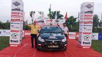 Shekhar Choudhary and Suvrajit Dutta win MRF Rally de Bengal