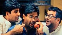 Akshay Kumars Reaction To Paresh Rawal-Suniel Shettys Mini Hera-Pheri Reunion Is Epic