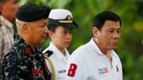 Philippine's Duterte says he'd be 'happy to slaughter' 3 million drug addicts