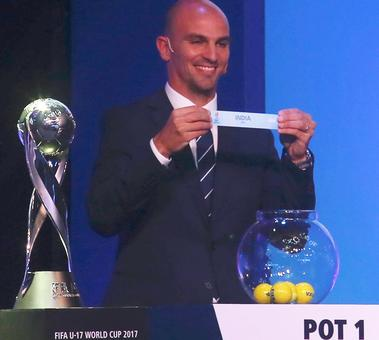 U17 World Cup: India drawn with Ghana, USA and Colombia