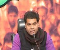BJP leader Shrikant Sharma accues SP and BSP of alleged nexus