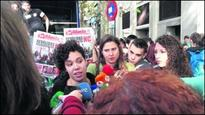 Mass student strike rocks Spanish state