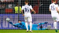 Champions League: Keeper Hugo Lloris rescues point for Spurs at Leverkusen