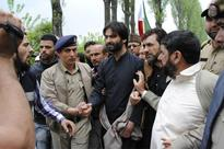 Yasin Malik arrested ahead of march in India-held Kashmir