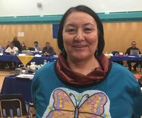 Nunavut Tunngavik president presses for Inuits' rights to co-ownership of Franklin artifacts